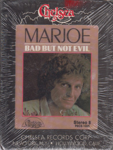 Marjoe: Bad but Not Evil  8 Track Tape