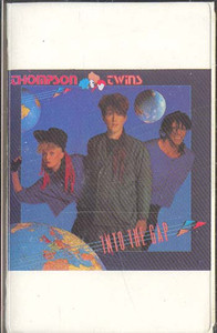 THOMPSON TWINS: Into the Gap -31423 Cassette Tape