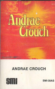 ANDRAE CROUCH: Self-Titled Cassette Tape
