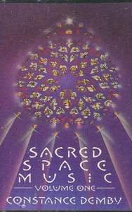 CONSTANCE DEMBY: Sacred Space Music Cassette Tape