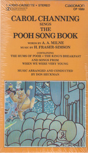 Carol Channing: Sings the Pooh Song Book Cassette Tape