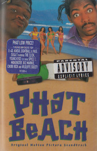 Phat Beach -Soundtrack -24302 Cassette Tape