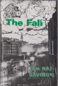 The Fall: This Nation's Saving Grace -29925 Cassette Tape