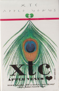 XTC: Apple Venus - #1 -33432 Cassette Tape