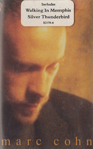 Marc Cohn: Self-Titled -21088 Cassette Tape