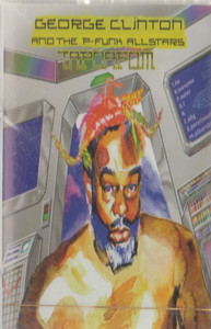 George Clinton & the P-Funk Allstars: T.A.P.O.A.F.O.M. / The Awesome Power of a Fully Operational Mothership Cassette Tape