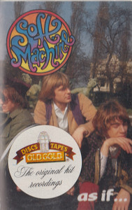 Soft Machine: As If... -27797 Cassette Tape