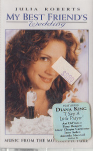 My Best Friend's Wedding - Music from the Motion Picture -22639 Cassette Tape
