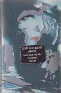 Siouxsie and the Banshees: Peepshow -27635 Cassette Tape