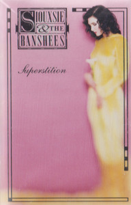 Siouxsie and the Banshees: Superstition -27636 Cassette Tape