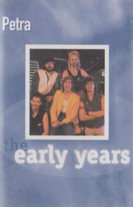 Petra: The Early Years Cassette Tape