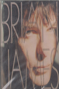 Brian James: Self-Titled -9150 Cassette Tape