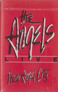 The Angels: Live from Angel City -29299 Cassette Tape