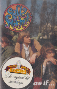 Soft Machine: As If... -27794 Cassette Tape
