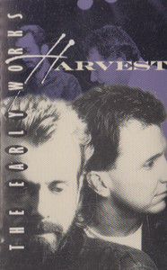 Harvest: The Early Works Cassette Tape