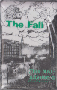 The Fall: This Nation's Saving Grace -29924 Cassette Tape