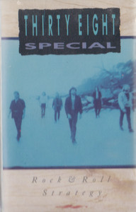 .38 Special: Rock & Roll Strategy -5661 Cassette Tape
