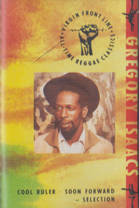 Gregory Isaacs: Cool Ruler, Soon Forward - Selection Cassette Tape