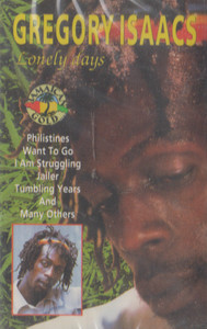 Gregory Isaacs: Lonely Days -15429 Cassette Tape