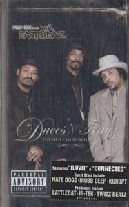 Snoop Dogg Presents Tha Eastsidaz: Duces 'N Trays, The Old Fashioned Way Cassette Tape