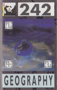 Front 242: Geography -14314 Cassette Tape