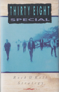 .38 Special: Rock & Roll Strategy -5659 Cassette Tape