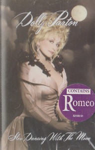 Dolly Parton: Slow Dancing with the Moon -12279 Cassette Tape