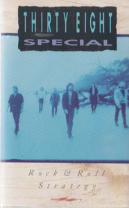 .38 Special: Rock & Roll Strategy -5660 Cassette Tape