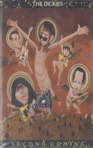 The Dickies: Second Coming -29811 Cassette Tape
