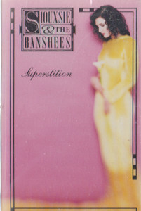 Siouxsie and the Banshees: Superstition -27637 Cassette Tape