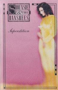 Siouxsie and the Banshees: Superstition -27638 Cassette Tape