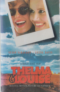 Thelma & Louise -Soundtrack -31336 Cassette Tape