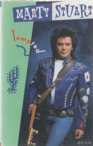 Marty Stuart: Tempted -21377 Cassette Tape