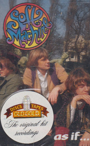 Soft Machine: As If... -27796 Cassette Tape