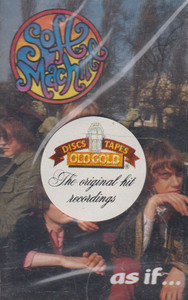 Soft Machine: As If... -27795 Cassette Tape