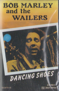 Bob Marley & the Wailers: Dancing Shoes -8723 Cassette Tape