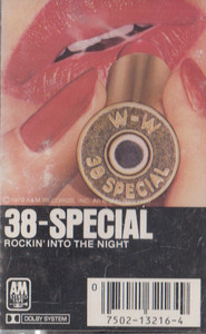 .38 Special: Rockin' into the Night -5665 Cassette Tape