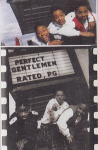 Perfect Gentlemen: Rated PG -24127 Cassette Tape