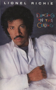 Lionel Richie: Dancing on the Ceiling -20068 Cassette Tape
