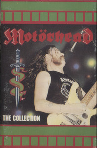 Motorhead: The Collection Cassette Tape