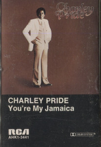 Charley Pride: You're My Jamaica Cassette Tape