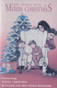 We Wish You a Merry Christmas -32864 Cassette Tape