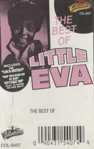 Little Eva: The Best of Little Eva -20162 Cassette Tape