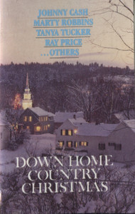 Down Home Country Christmas -12494 Cassette Tape