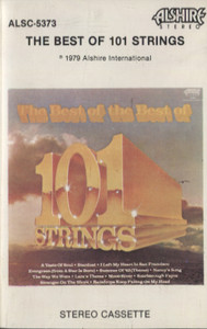 101 Strings Orchestra: The Best of 101 Strings Cassette Tape