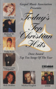 GMA Presents Today's Top Christian Hits Cassette Tape