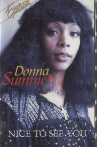 Donna Summer: Nice to See You Cassette Tape