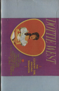Dottie West: Singing Sensation Cassette Tape