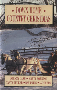 Down Home Country Christmas -12495 Cassette Tape