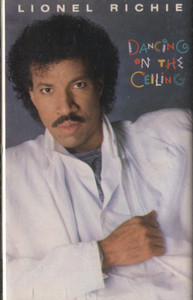 Lionel Richie: Dancing on the Ceiling -20069 Cassette Tape